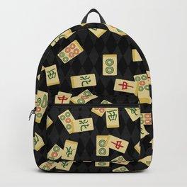 Mahjong Tiles Backpack