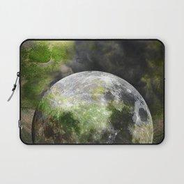 MOON under MAGIC SKY XIII Laptop Sleeve