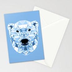 Diamond Polar Bear Stationery Cards