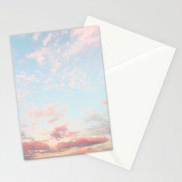 Cotton Candy Sky Stationery Cards