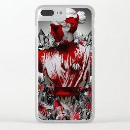 Diana Clear iPhone Case