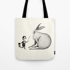 'Black Magic' Tote Bag