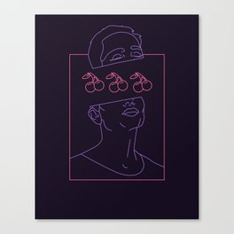 Luck Canvas Print