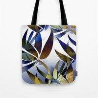 bamboo Tote Bags featuring Bamboo by Artisimo