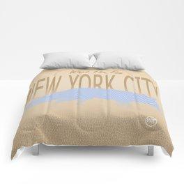 What The Fox - New York City Comforters