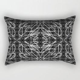 Veiling Rectangular Pillow