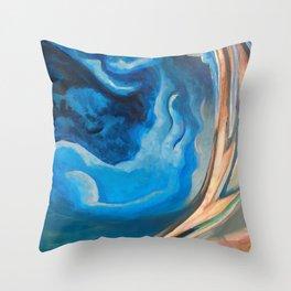 Storm - Summer Night Throw Pillow
