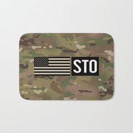STO (Camo) Bath Mat
