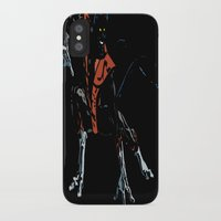 nightcrawler iPhone & iPod Cases featuring Nightcrawler by bernardtime