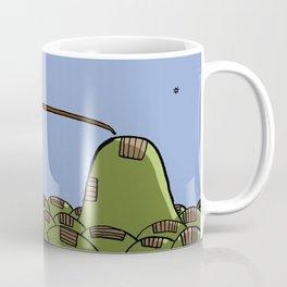 Faceless Horseman Coffee Mug