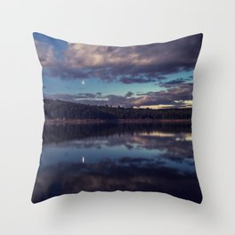 Planetary Conjunction Throw Pillow