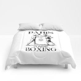 xX PARIS ZOMBIE BOXING Xx Comforters