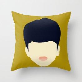 B.A.P Youngjae Throw Pillow
