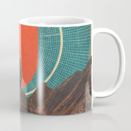 The only Compass is Observance Coffee Mug
