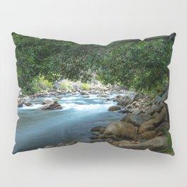 Photo California USA Kern River Nature stone Rivers river Stones Pillow Sham
