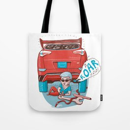 Strong Driver Tote Bag