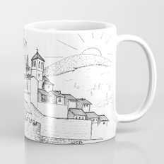 Cogolludo Sunrise (line) Coffee Mug