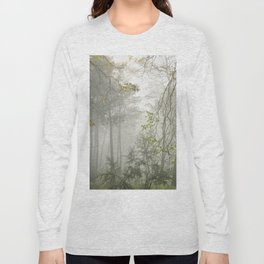 Dream forest. Sierras de Cazorla, Segura y Las Villas Natural Park Long Sleeve T-shirt