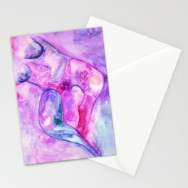The Origin of Life Stationery Cards