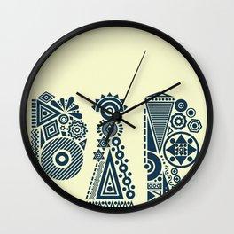 PAR Wall Clock