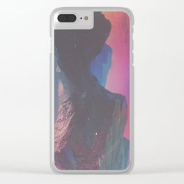 MAJORS Clear iPhone Case