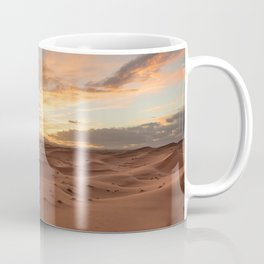 Desert Sunset I - Sahara, Morocco Coffee Mug