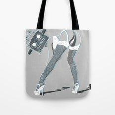 Robo Lover Tote Bag