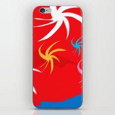 fiji revolution iPhone & iPod Skin