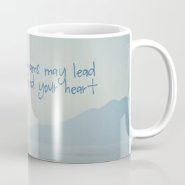 Wherever your dreams may lead Coffee Mug