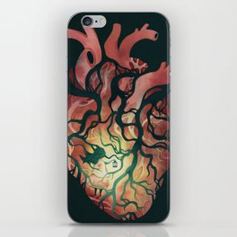 Follow Your Heart iPhone Skin