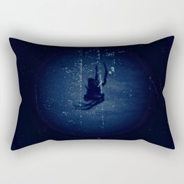 Some Things Lurk in the Darkness Rectangular Pillow