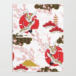 japan art Poster