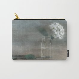 Spirea in vial art Carry-All Pouch