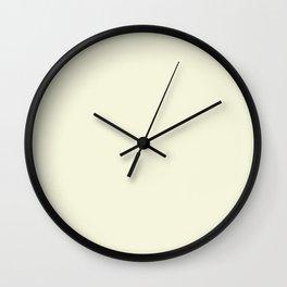 (Beige) Wall Clock