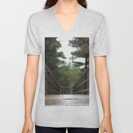 Bridge Unisex V-Neck