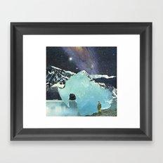 My Society Framed Art Print