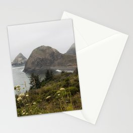 View of Sisters Rock Stationery Cards