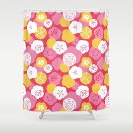 Summer Slice Shower Curtain