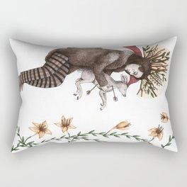 Dead Man Rectangular Pillow