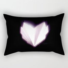 How To Make A Heart Rectangular Pillow