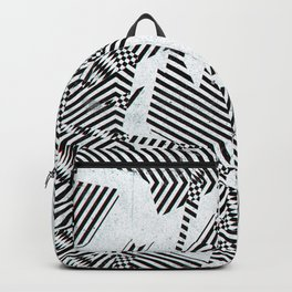 Work On The Verge Of Nothing Backpack