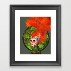Keyleth Framed Art Print