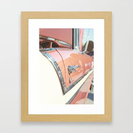 Bel-Air Framed Art Print