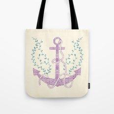 Tribal Nautica II Tote Bag