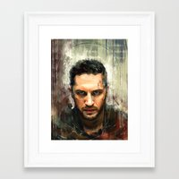 mad max Framed Art Prints featuring Mad Max by Wisesnail
