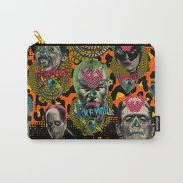 The Monsters Carry-All Pouch