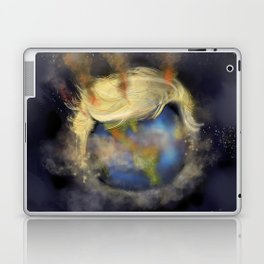 I Stand With The Paris Agreement Laptop & iPad Skin