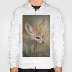 Little Fennec Fox Hoody