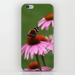 Happy Butterfly iPhone Skin