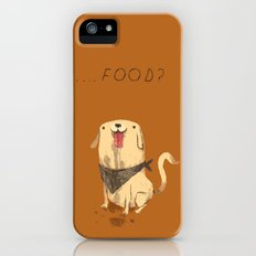 food? iPhone (5, 5s) Slim Case